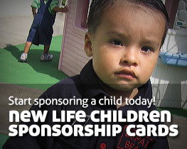 Start sponsoring a child today!